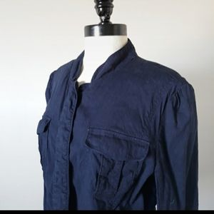 Mossimo Linen Jacket